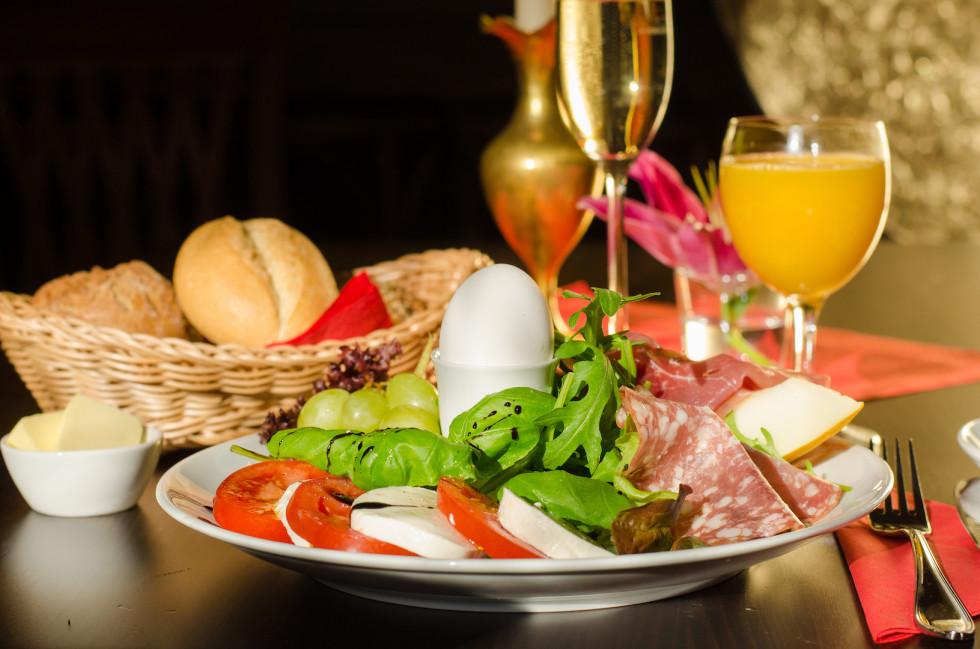 Sonntagsfrühstück im Goliath