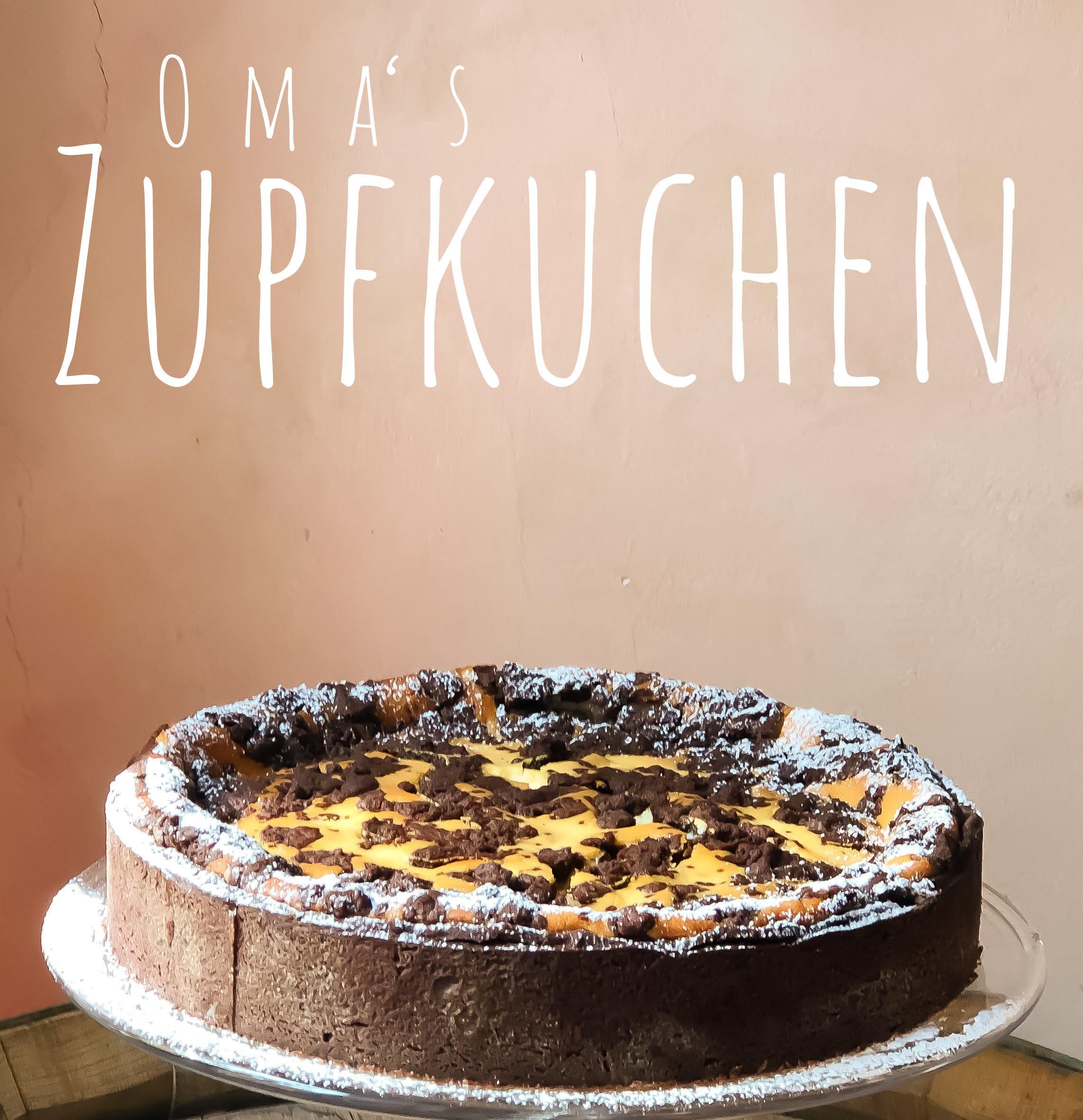 11. Oma's Zupfkuchen