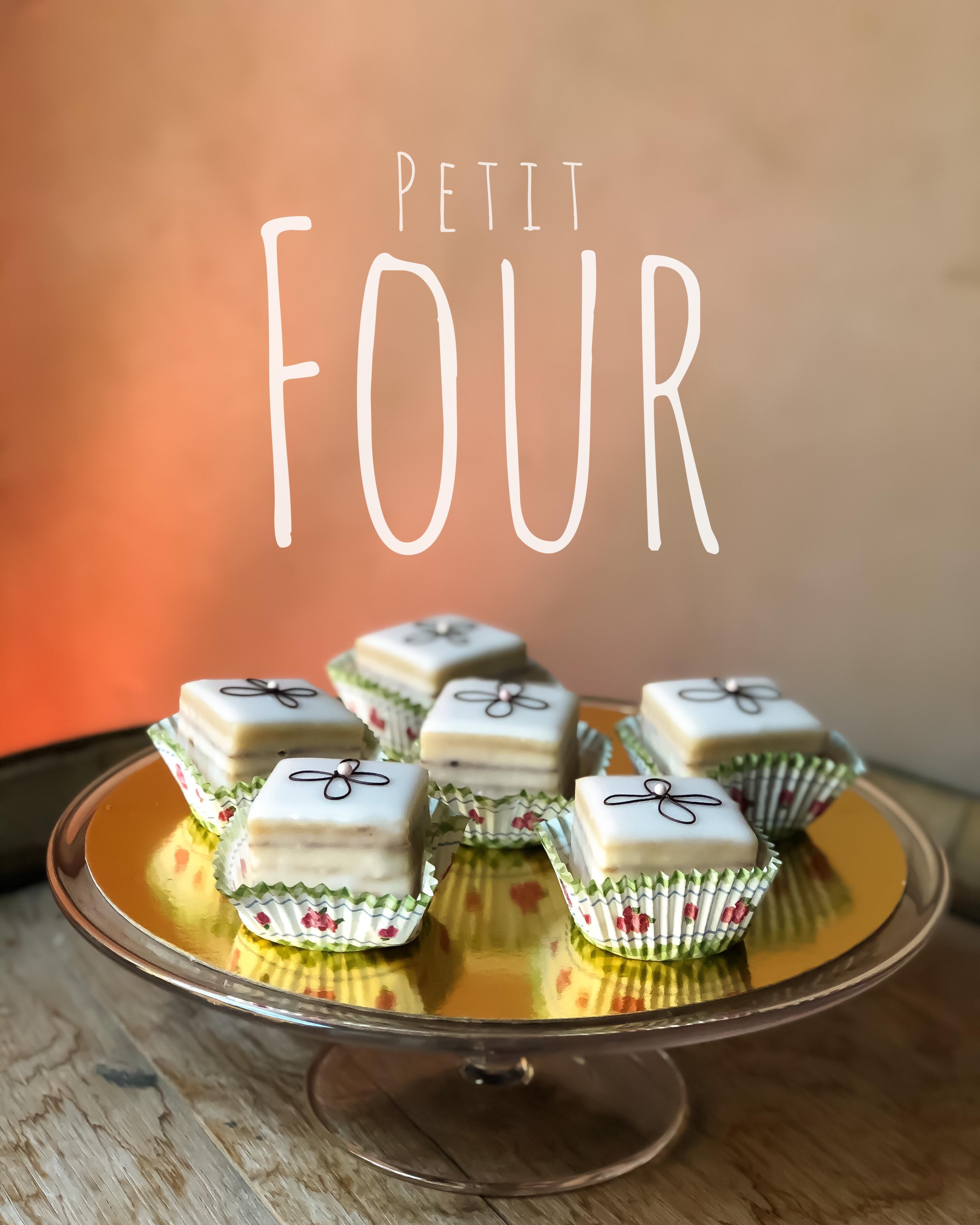 16. Petit Four